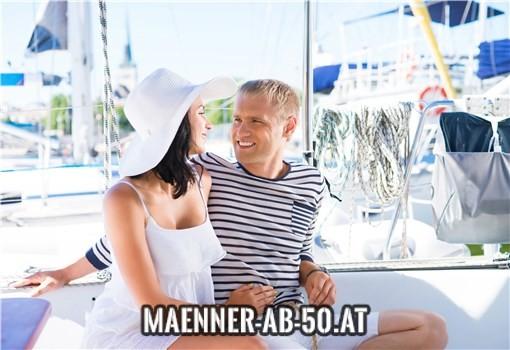 Männer ab 50 in einer Beziehung